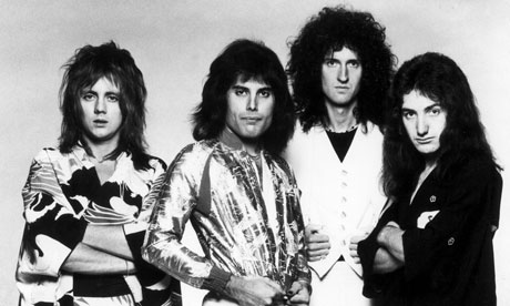 Queen Play The Game Rock It Prime Jive