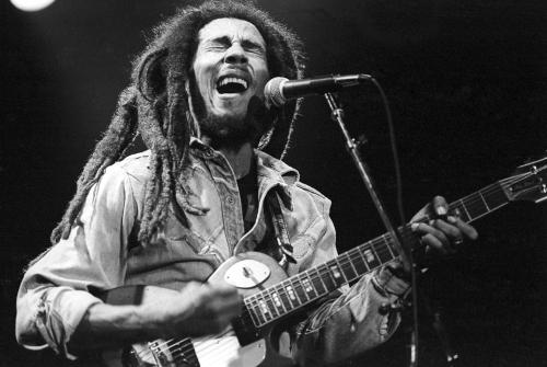 """Bob Marley & The Wailers """"Redemption Song"""" 