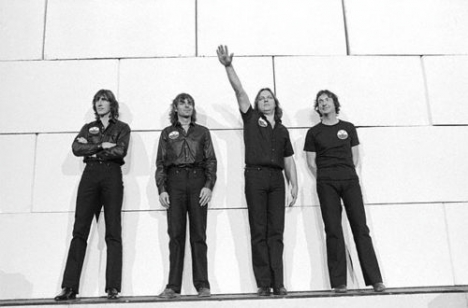 Pink Floyd Run Like Hell