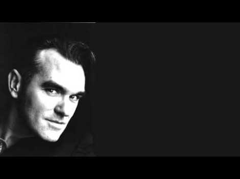 smiths morrissey black and white