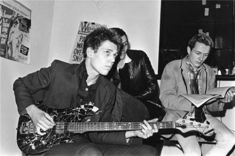 clash black and white paul and joe