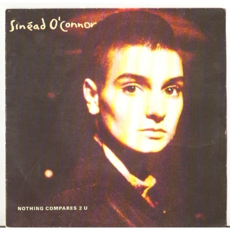 sinead o connor nothing compares 2 u